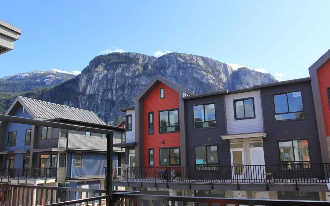 SEAandSKY- Exciting New Community in Squamish